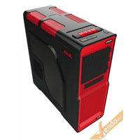 CASE CABINET PC COMPUTER GAMING SUPPORTI ANTI-SHOCK PREDISPOSTO LIQUID COOLER