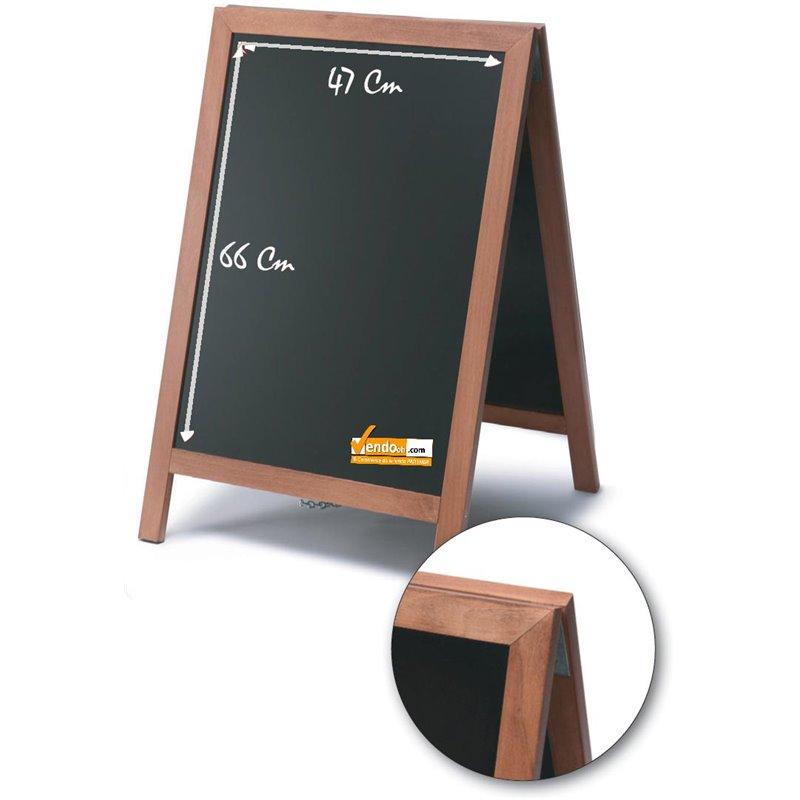 Lavagna cavalletto ristorante colori per dipingere sulla for Cavalletti in legno leroy merlin
