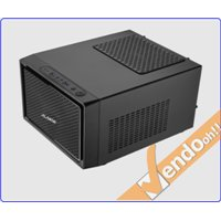 CASE PER SCHEDA MADRE MINI ITX COMPUTER CABINET PC TOWER METALLO PLASTICA