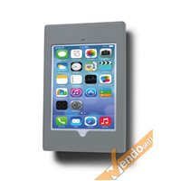 "SUPPORTO ESPOSITORE DA PARETE MURO PORTA TABLET APPLE IPAD 10"" POLLICI VERTICALE"