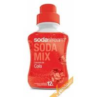 COLA SCIROPPO SUCCO SODASTREAM SODAMIX 500 ML CONCENTRATO PREPARATO PER 12 L