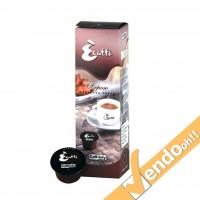 ECAFFE CORPOSO ESPRESSO FORTE 10 CAPSULE PER MACCHINA CAFFE CAFFEITALY CASA