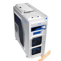 CASE ATX TOWER COMPUTER CABINET PC GAMING GAMER GAME 3 VENTOLE USB 3.0 E 2.0