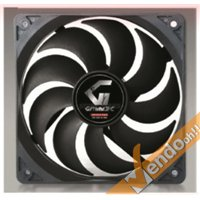 VENTOLA RAFFREDDAMENTO COMPUTER COLORATA NERA PC FAN 12X12 CM 3 O 4 PIN 12 VOLT