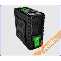 CASE ATX TOWER COMPUTER CABINET PC GAMING GAMER GAME ANTI SHOCK PER COOLER