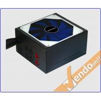 ALIMENTATORE NERO COMPUTER PC 750W WATT 20 + 4 PIN P4+P4 3 MOLEX 6 SATA 2 PCI-E