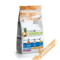 FITNESS3 JUNIOR MEDIUM MAXI SECCO SALMONE CANE ADULTO MEDIO GRANDE 12,5KG X 1PZ