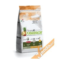 FITNESS3 JUNIOR MEDIUM MAXI SECCO ANATRA CANE ADULTO MEDIO GRANDE 12,5KG X 1 PZ