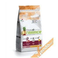 FITNESS3 ADULT MEDIUM MAXI SECCO AGNELLO CANE ADULTO MEDIO GRANDE 12,5KG X 1 PZ