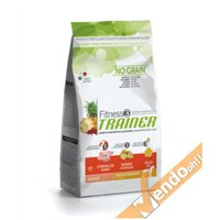 FITNESS3 ADULT MEDIUM MAXI SECCO CONIGLIO CANE ADULTO MEDIO GRANDE 12,5KG 1 PZ