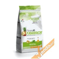 FITNESS3 ADULT MEDIUM MAXI VEGETAL VERDURE CANE ADULTO MEDIO GRANDE 12,5KG 1 PZ