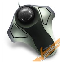 MOUSE TRACKBALL ORBIT KENSINGTON TRAKBALL PER COMPUTER PC E MAC ANCHE MANCINI