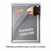 PELLICOLA PROTETTIVA DI RICAMBIO NOSTRE CORNICI A SCATTO 100X140 CM
