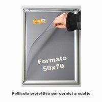 PELLICOLA PROTETTIVA DI RICAMBIO NOSTRE CORNICI A SCATTO 50x70 CM