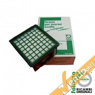 Micro filtro igenico originale aspirapolvere vorwerk - Filtro folletto vk 140 ...