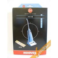 5 SACCHI SACCHETTI FILTRO ASPIRAPOLVERE HOOVER CONVERTIBLE POWER DRIVE U6033 H14